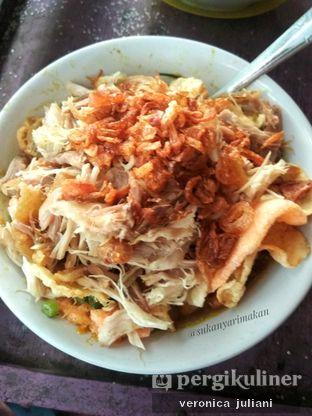 Foto - Makanan(Bubur Ayam) di Bubur Ayam Samping BCA Khas Mayong oleh Veronica Juliani @sukanyarimakan