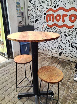 Foto review Moro Burger oleh Review Dika & Opik (@go2dika) 2