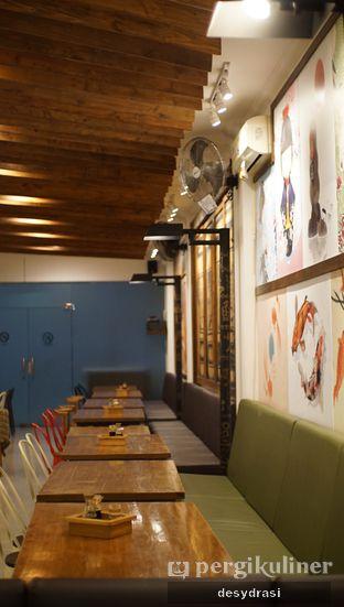 Foto 8 - Interior di Fukuzushi oleh Makan Mulu