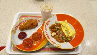 Foto review Gemba Chicken oleh Oemar ichsan 5