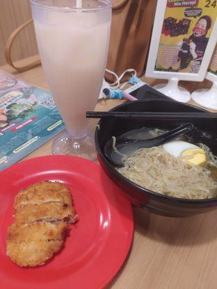 Foto 2 - Makanan(Mie katsu) di Mie Merapi oleh Ny. Hijrah Saputra