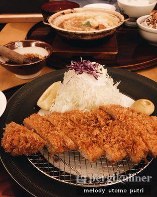 Foto 3 - Makanan(Pork Sirloin Katsu Set) di Katsutoku oleh Melody Utomo Putri