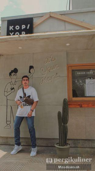 Foto 3 - Eksterior di Kopi Yor oleh Achmad Nurdyansyah