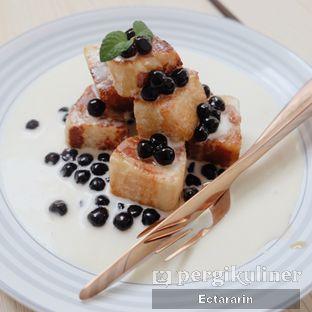 Foto 1 - Makanan(Boba Honey Toast) di Breve oleh Ectararin