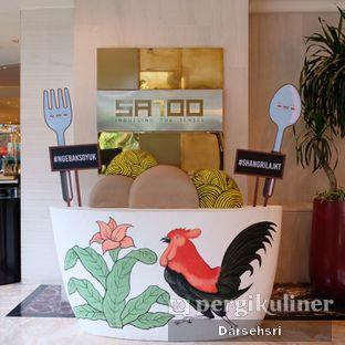 Foto review Satoo Garden Restaurant & Lounge - Hotel Shangri-La oleh Darsehsri Handayani 3