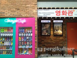 Foto 8 - Eksterior di Chingu Korean Fan Cafe oleh Diana Sandra