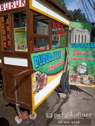 Foto 5 - Interior di Bubur Ayam Special Simpang Lima oleh Gregorius Bayu Aji Wibisono