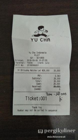 Foto 7 - Menu di Yu Cha oleh Mich Love Eat