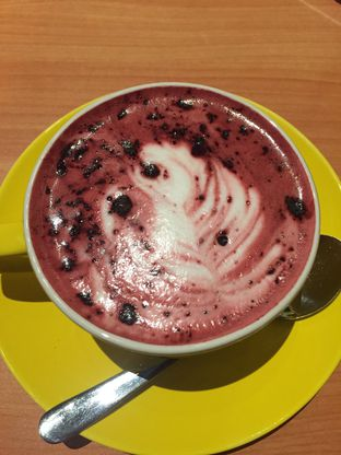 Foto 3 - Makanan di Wisdom Coffee n Waffle oleh Maria Teresia
