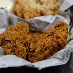 Foto 2 - Makanan(Louisiana Rub) di Wingstop oleh Sikokodonat by HS | Foodie