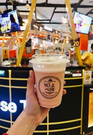 Foto review Yobe Cheese Tea oleh @stelmaris  1
