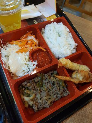 Foto 4 - Makanan di HokBen (Hoka Hoka Bento) oleh Clara Yunita