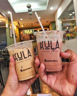 Foto - Makanan(Iced Kopi Keluarga (18k), Iced Chocolate (20k)) di Kula Coffee House oleh Nanda Ferlisa