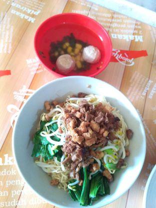 Foto review Bakmie Jamur Vegan Vegetarian 99 oleh Gita Pratiwi 2