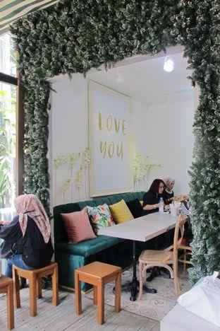 Foto 4 - Interior di Mie & Baso Paris oleh Kuliner Addict Bandung