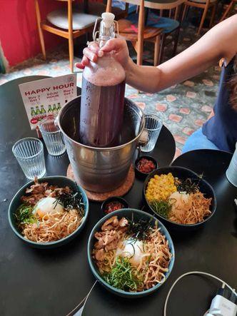Foto Makanan di Rara Ramen & Bar