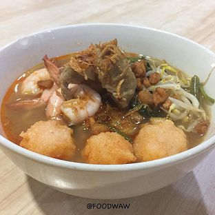 Foto 1 - Makanan di Mie Udang Singapore Mimi oleh Wawa | IG : @foodwaw
