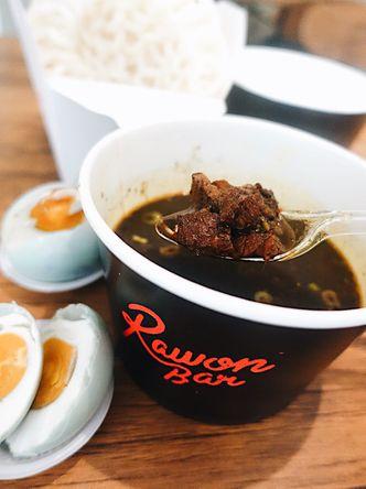 Foto Makanan di Rawon Bar