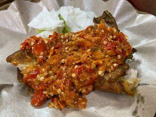Foto review Ayam Gepuk Pak Gembus oleh IG @riani_yumzone 2