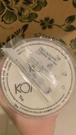 Foto 1 - Makanan di KOI The oleh Ester Kristina