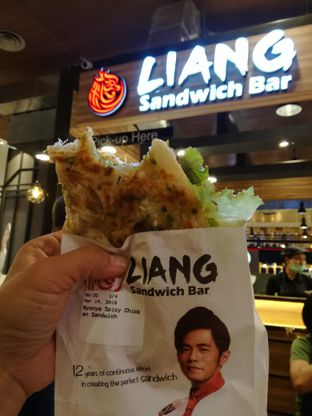 Foto review Liang Sandwich Bar oleh Lili Alexandra 2