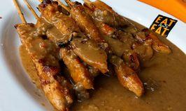 Sate Ayam Ponorogo Nyamleng