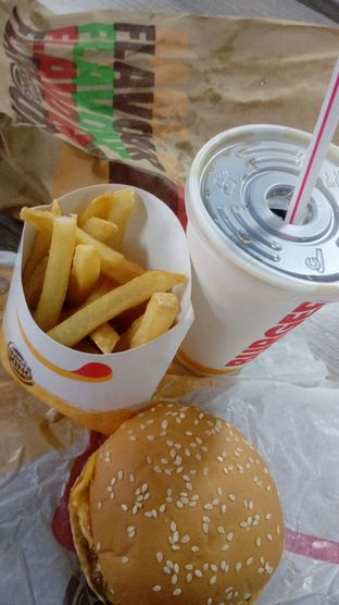 Foto 2 - Makanan di Burger King oleh Lalitya Dwi Rachmani