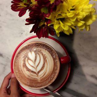 Foto 1 - Makanan(Hot chocolate) di Waha Kitchen - Kosenda Hotel oleh Reviera