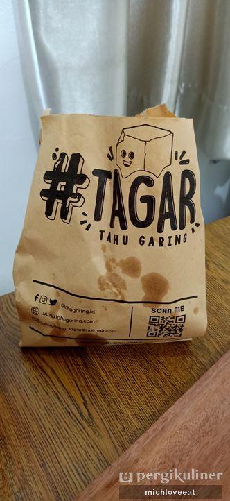 Foto Makanan di TAGAR (Tahu Garing)