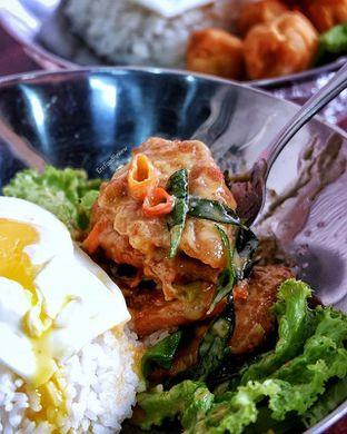 Foto - Makanan(Salted Egg Pork Ribs with Rice) di Taste Good oleh Eric  @ericfoodreview