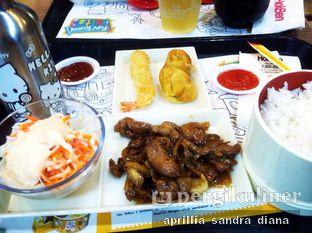 Foto - Makanan(Paket D) di HokBen (Hoka Hoka Bento) oleh Diana Sandra