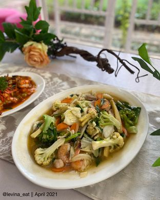 Foto 1 - Makanan di Tsamara Resto & Function Hall oleh Levina JV (IG : @levina_eat & @levinajv)