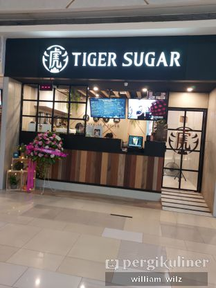 Foto review Tiger Sugar oleh William Wilz 2