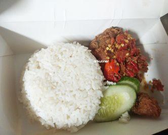 Foto Makanan di Geprek Gold Chick