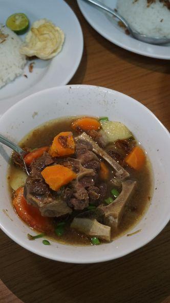 Foto Makanan di Rawon Boentoet