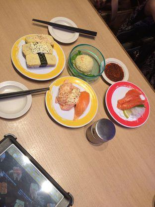 Foto 1 - Makanan di Genki Sushi oleh Elvira Sutanto
