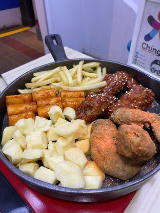 Foto 7 - Makanan di Chingu Korean Fan Cafe oleh Nadhira Lutfiah