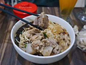 Foto Soto Mie AGIH Sukabumi
