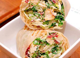 Semakin Digemari, Intip Dulu Yuk Seluk Beluk Salad Wrap!