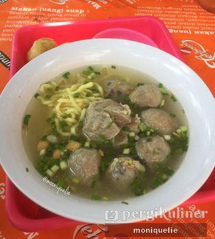 Foto - Makanan(Bakso Komplit) di Bakso Keju Bintoro oleh Monique @mooniquelie @foodinsnap