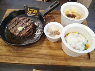 Foto 3 - Makanan di iSTEAKu oleh yeli nurlena