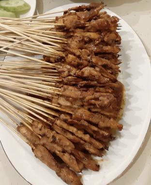Foto - Makanan di Sate Ayam Bang Amat oleh Mitha Komala