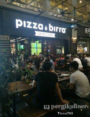 Foto 1 - Eksterior di Pizza E Birra oleh Tissa Kemala