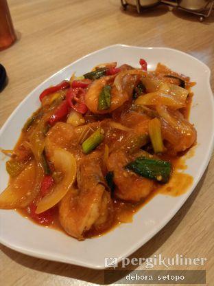Foto 2 - Makanan di Cak Ghofur Seafood oleh Debora Setopo