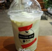 Foto Geisha – Matcha with almond Milk di The Betawi Salad