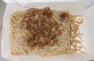 Foto 1 - Makanan(Bakmi Ayam Lada Cha Cha) di Bakmi GM oleh Kezia Kevina
