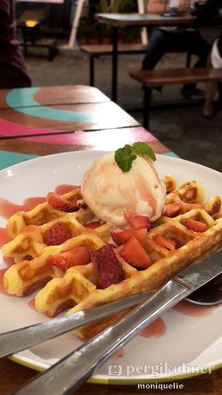 Foto - Makanan di Many Pany Pancake & Waffle oleh Monique @mooniquelie @foodinsnap