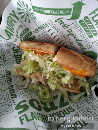 Foto review Quiznos oleh My Fat Belly 1