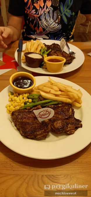 Foto 4 - Makanan di Holycow! STEAKHOUSE by Chef Afit oleh Mich Love Eat