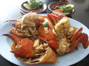 Foto - Makanan di Kepiting Cak Gundul 1992 oleh Teresa Adriani
